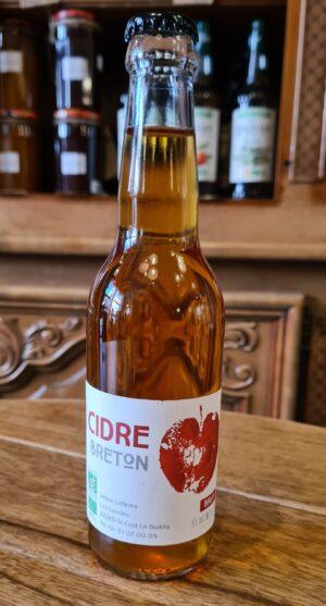 Cidre Breton Bio Jehan Lefèvre