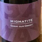 Vin Migmatite