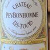 Chateau Pey-Bonhomme Les Tours