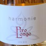 Vin Harmonie Pero Longo Bio