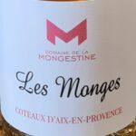 Les Monges Rosé Mongestine