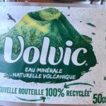 bouteille de Volvic 50cl